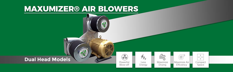 dual head air blowers