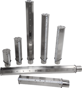 nozzle bars